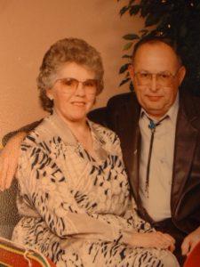 Kay and Stewart Marshall